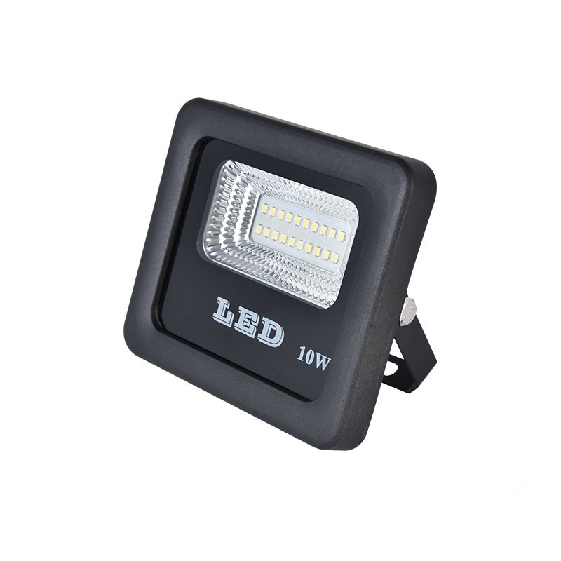 new slim popular ip65 outdoor led mini projector 100lm/<strong>w</strong> flood light 10 watt with 1 years warranty