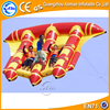 inflatable flying fish tube towable / inflatable flying fish/ inflatable water games