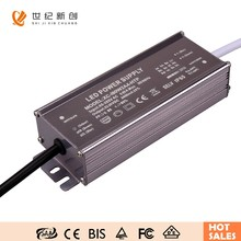 80W led driver constant current waterproof IP65 high efficient power supply led driver