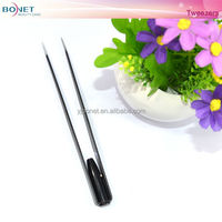 BTZ0290 Pointed Tip Long Tweezers With LED Light