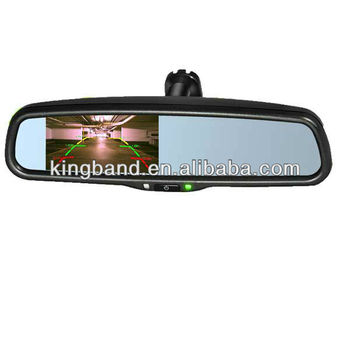 latest car rearview mirror video recorder