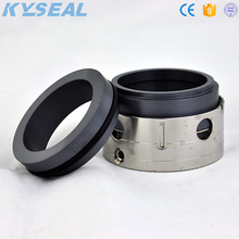 Mechanical seal drawing for water shaft seal