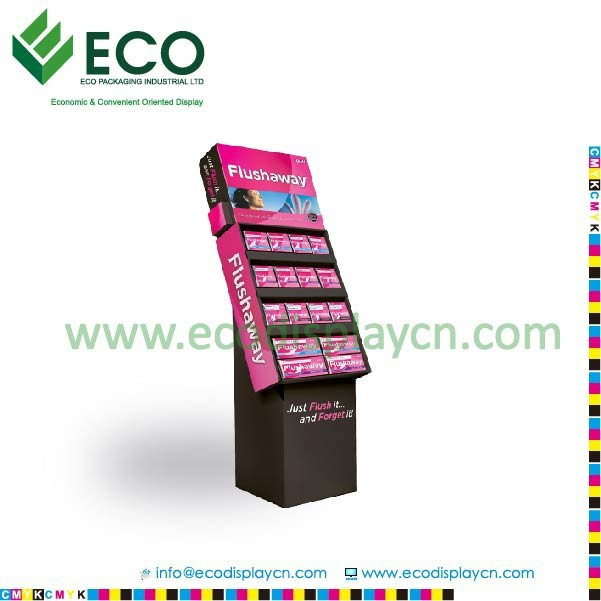 Cardboard Display Stand, Mobile Phones Display