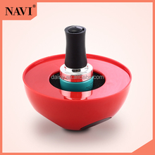 Wobbling Tumbler Ladybug Polish Holder Spill Proof nail Polish Holder