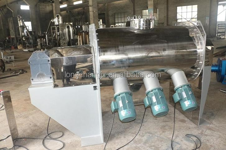 Hot Sale Stainless Steel Plough Shear Mixer