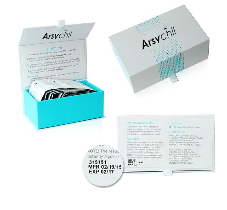 Instantly ageless eye bag removal eye cream dark circle anti wrinkle OEM/ODM service