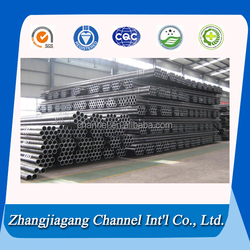TP201 202 stainless steel tube construction materials
