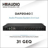 DAP2040II Digital Dsp Speaker Management audio processor
