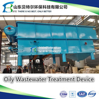 200CBM/D Dairy Oil and Water Separation Machine (DAF flotation unit)