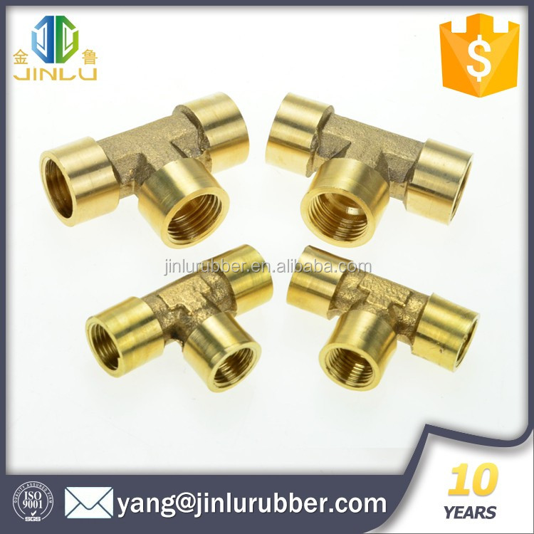 Factory direct sale high quality copper pipe fittings