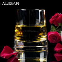 Fashion Cup Heavily Tumbler Stemless Glass Whisky