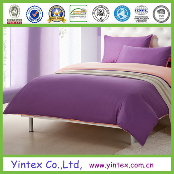 Supply High Quality fashion Comforter set 100% cotton duvet cover set