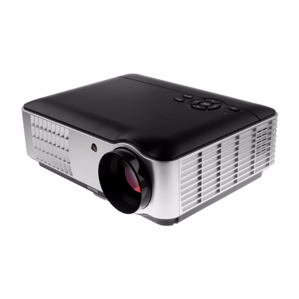 cheapest High lumen best video projector 4k for home theater