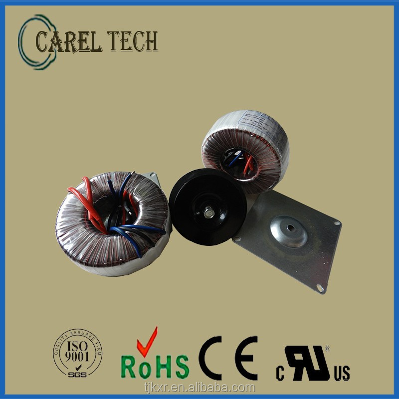 CE, ROHS approved round electronic transformer