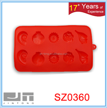 Wholesale custom shape cake mold silicone chocolate mold