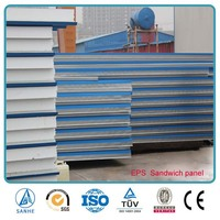 High Strength Composite EPS Sandwich Wall Panel