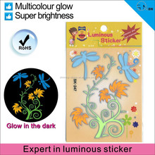 glitter powder non-toxic eco-friendly sticker,bathroom wall tile stickers