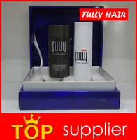 Fully keratin hair building fibers luxury kit with accessory