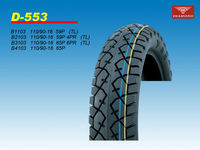 2014 popular size motorcycle tire 110/90-16 TL/TT for sport motorcycle tire