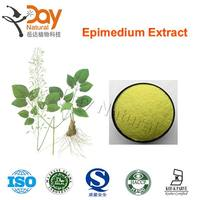 High Quality Epimedium Brevicornum Straight Powder to cure deficiency of the kidney