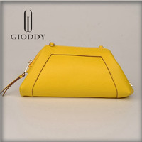 China Supplier 100% genuine leather 2015 beautiful brand handbags for less
