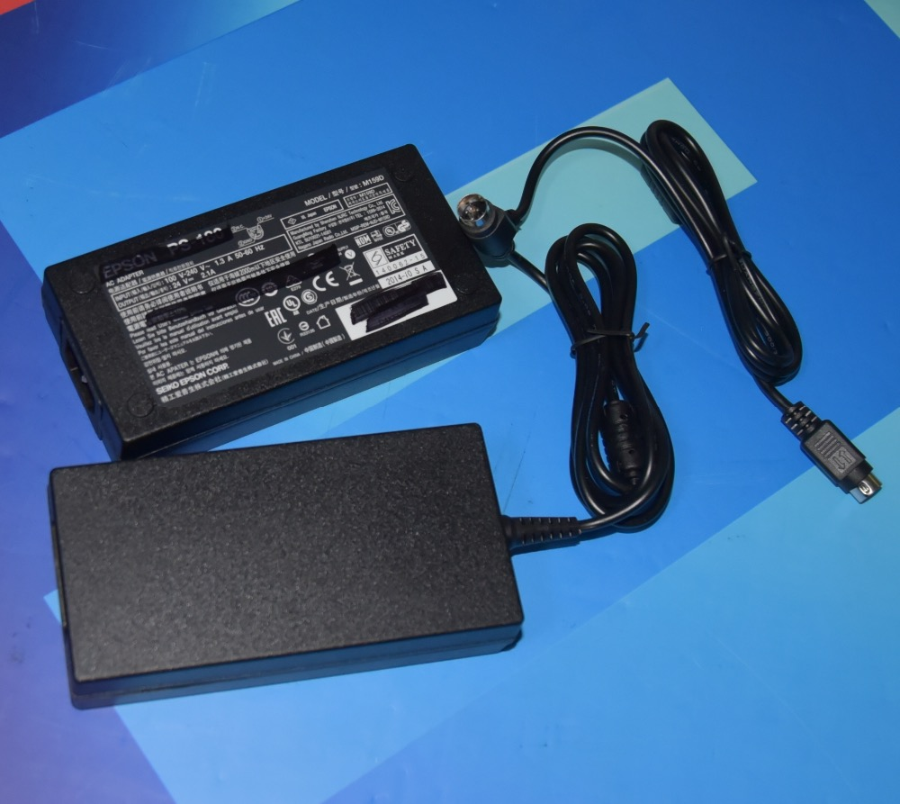 AC Adapter For Epson TM-U220A M188B TM-U220 TMU220 Receipt Printer Power Supply