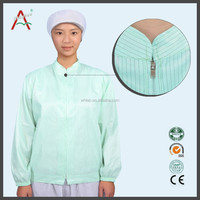 esd lab coats / cleanroom products / cleanroom suit for sale