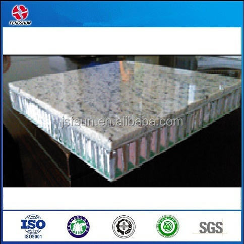 Light Weight Insulated Aluminum Honeycomb Foam Core Sandwich Panel
