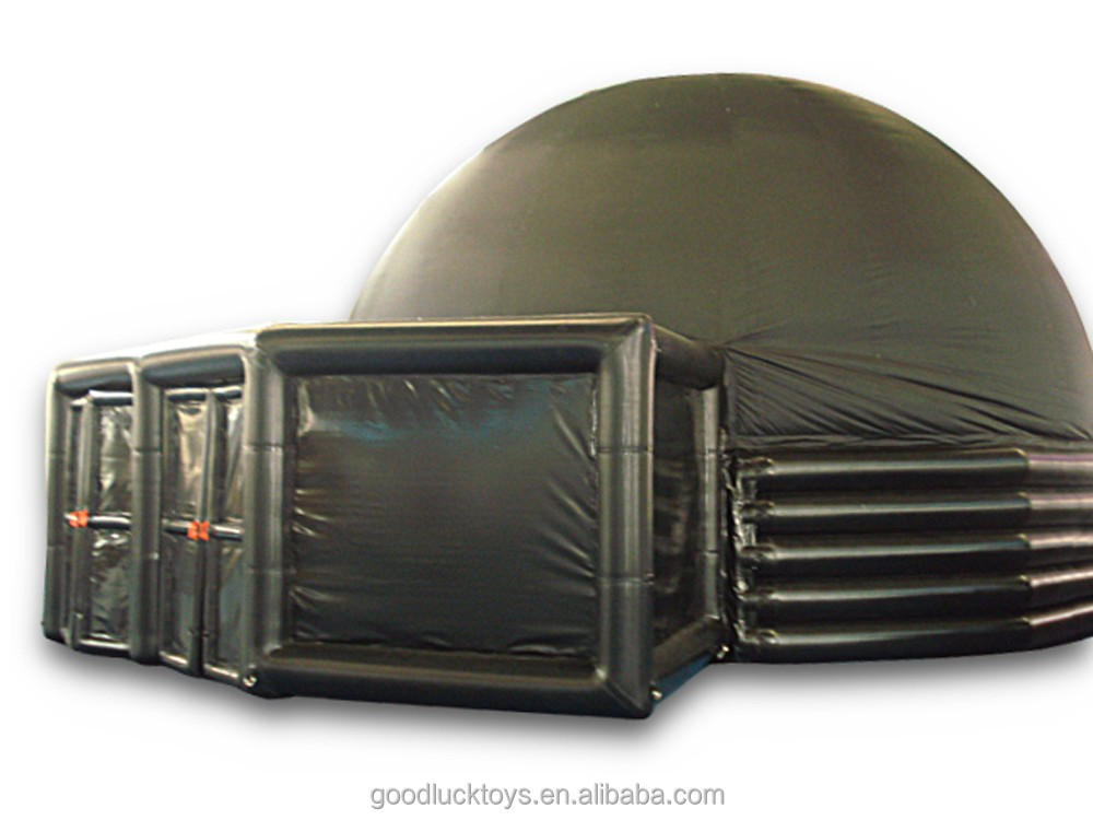 inflatable planetarium dome tent mini mobile planetarium for schools
