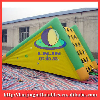 Hot PVC Inflatable Water Slider/inflatable sports