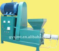 China made Professional sawdust charcoal briquette machine