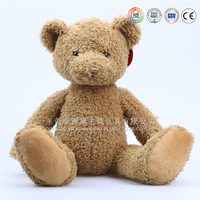 Promotional gifts plush stuffed toys teddy bear china wholesale