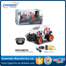 Power RC Monster Radio Control 4CH RC Truck Toys