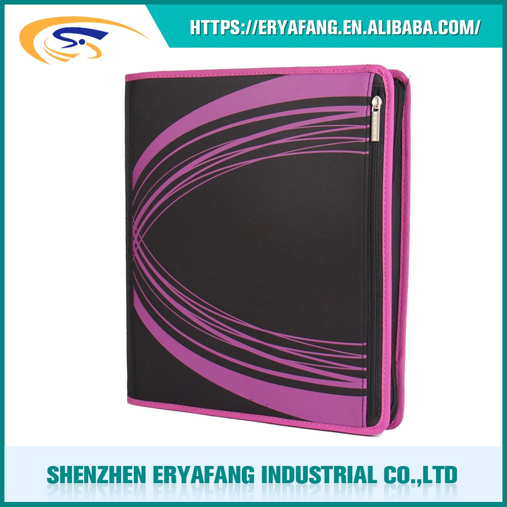 China Manufacturer Cheaper High End Customized Ring Binder