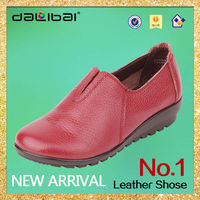 2014 new style fashion handmade hot selling women's shoes