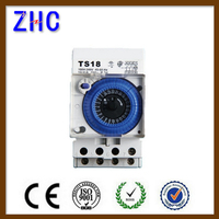 Manual Timer Mechanical Timer Switch TS18 24 Hour Timer Switch