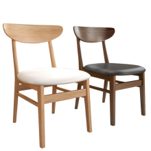Wholesale horn wood kitchen chair dining room modern restaurant chair