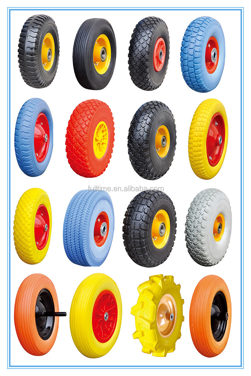 11 Inch PU Foam Wheel for Wholesale