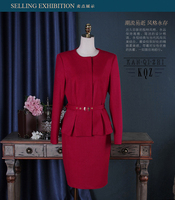 hot style ladies office suit