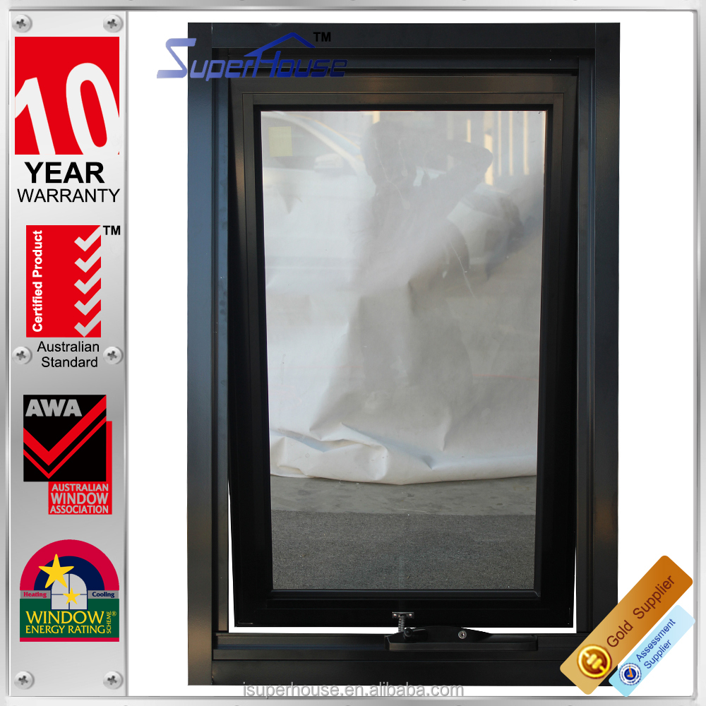 China professional Australia stadard top 10 window manufacturers supply different kind windows