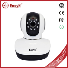 ODM manufacturer office wireless 720p motion detect 1.0mp pixels webcam 1/4 cmos 5v ce camera mobile view app IP Security Camera