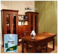 Matt odorless pu wood furniture paint coating