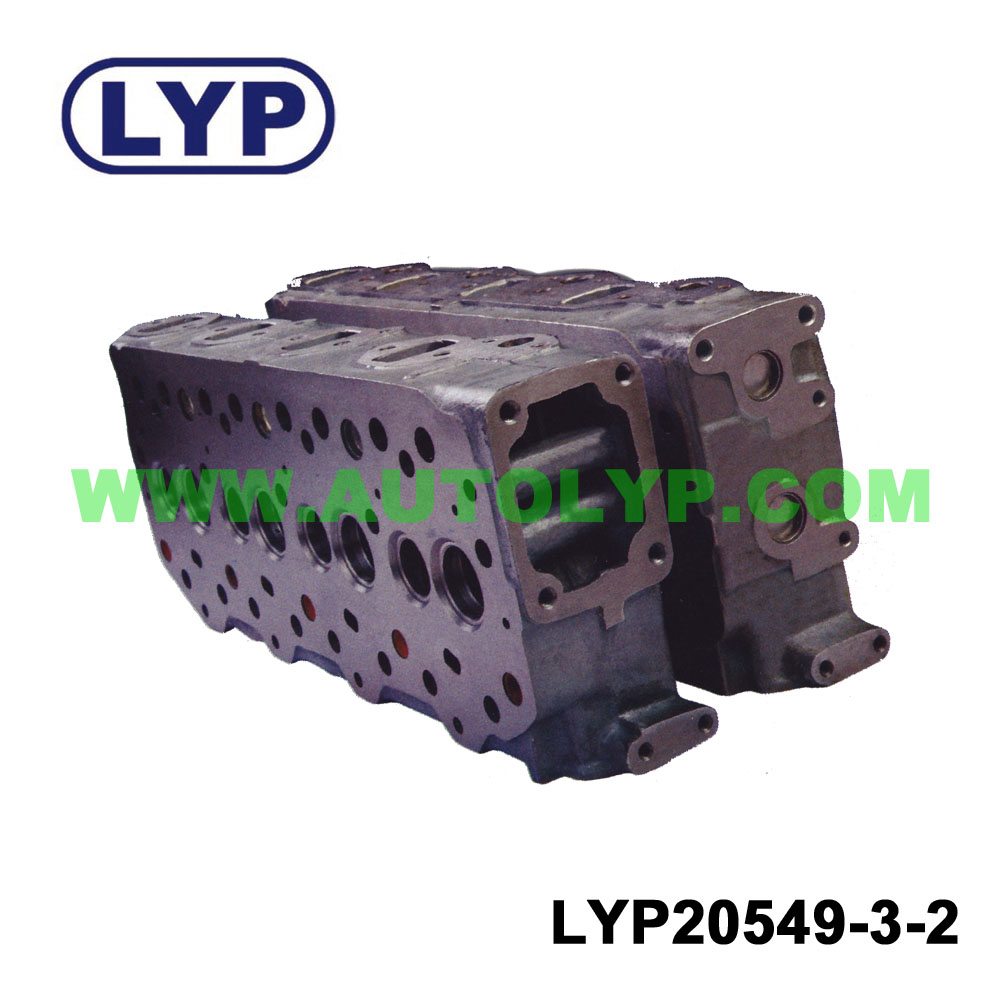 Cylinder Head for engine parts for MITSUBISHI 4D30 ME997041