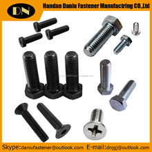 DIN931-DIN933 Hexagon bolts with zinc plated