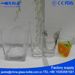 FDA Passed Custom Shot Glass Supplier, Wholesale Skull Glass Factory, Bulk Whisky Glass Company