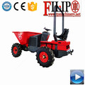 CE EPA approved efficient 4 wheels wholesale farm garden self-loading high quality best price hydraulic small dumper machine