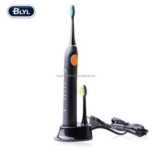 48000/Min sonic Power Waterproof Rechargeable Electric Toothbrush + 2 Heads Oral Hygiene Dental Care for Adults Child