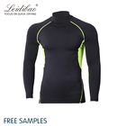 Multiple Printing Custom Quick Dry Compression Slim Fit T Shirt For Gym Training