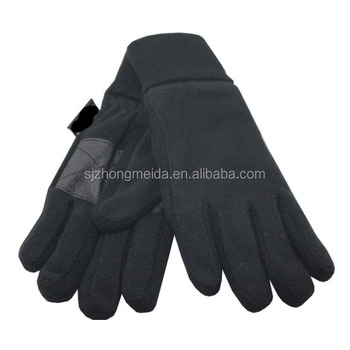 Wholesale cheap soft fleece gloves polar fleece gloves