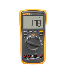 Original FLUKE 17B+ Auto Range Digital Multimeter Meter DMM
